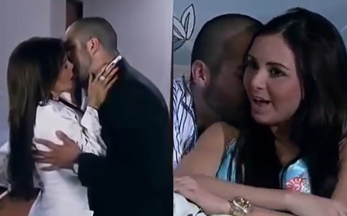 Adriana e Matias em Quando Me Apaixono (Foto: Divulgação)