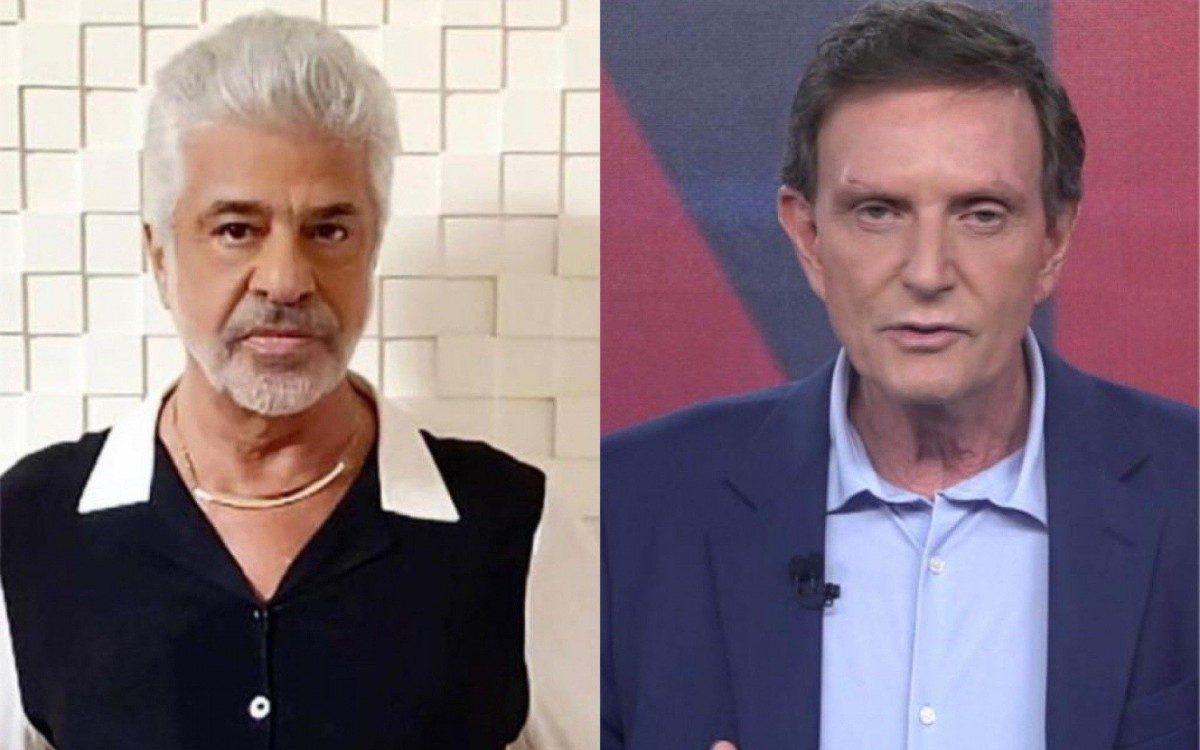 Lulu Santos faz ataque a Marcelo Crivella no Twitter (Foto: Reprodução)