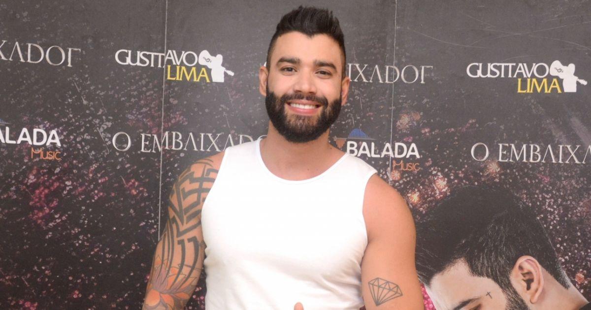 Gusttavo Lima terminou o relacionamento com Andressa Suita mês passado (Foto: Reprodução)