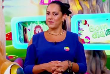 Silvia Abravanel no comando do Bom Dia e Cia (Foto: Reprodução/SBT)